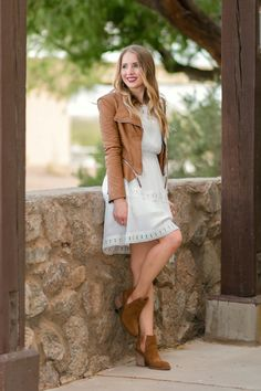 Booties and Dresses - Glamour-Zine