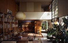 The Modern Designs of Charles and Ray Eames : News, Culture + Travel : Architectural Digest