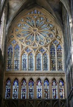 Chiara's musings - The cathedral of Metz