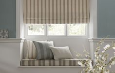 """Choose a fabric that makes you go   """"gotta have it"""" look for your favorite colour in the fabric, choose that colour as an accent wall for the room   WOW that was easy."""
