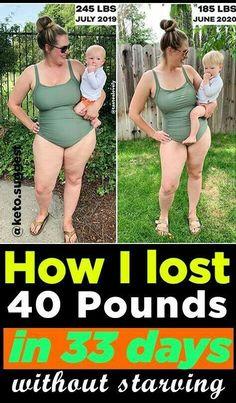 How i lost 40 pounds in 33 days without starving. #keto #ketodiet #ketogenic #ketosis #ketogenicdiet #ketolife #ketoweightloss #ketolifestyle #ketofam #ketorecipes #ketotransformation #ketofood #caketopper #ketoaf #ketocommunity #ketomeals #liketolike #ketofriendly #ketones #ketogeniclifestyle #ketodinner #pocketofmyhome #biketour #ketobreakfast #ketojourney #ketoliving #ketomom #liketoknowit #ketogeniclife #biketouring Weight Loss Meals, Weight Loss Drinks, Fast Weight Loss, Weight Loss Journey, Weight Loss Tips, Fat Fast, Weight Gain, Reduce Weight, Loosing Weight