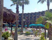 Hawaiian Inn Resort in Daytona Beach, Florida .... where we used to stay in Daytona