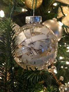 Rachel's Nest: DIY ornament ideas
