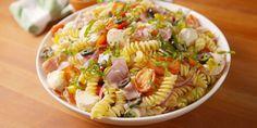 Pasta salad recipes cold, picnic salad recipes, vegetarian pasta salad, v. Vegetarian Pasta Salad, Pasta Salad Italian, Picnic Salad Recipes, Healthy Dinner Recipes, Drink Recipes, Pasta Recipes, Cooking Recipes, Recipe Pasta, Tasty Videos