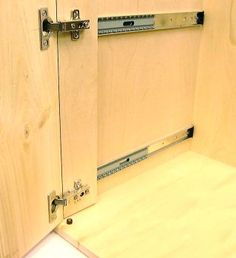 Thick Inset Pocket / Flipper Door Hinge Kit - woodworking ...
