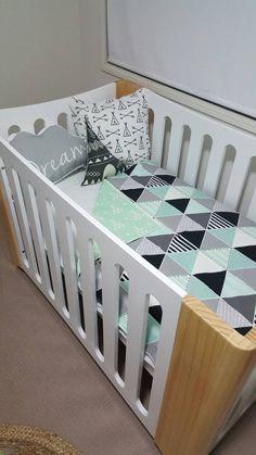 Cot Quilt / Baby Blanket