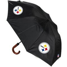 Pittsburgh Steelers Game Day Umbrella - Black #Fantics