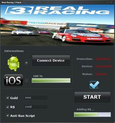 Download Real Racing 3 Hack http://tooldownload.net/real-racing-3-hack-and-cheats/