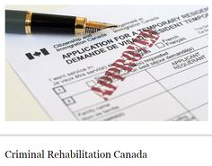 Criminal Rehabilitation Canada - DUI Canadian Rehabilitation