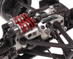 Serpent F180 - Pushrod activated Suspension