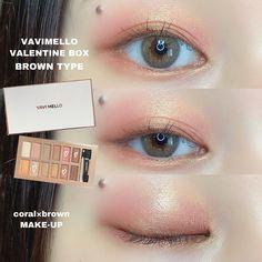 Image may contain: one or more people and closeup Makeup Korean Style, Korean Eye Makeup, Korea Makeup, Asian Makeup, Eye Makeup Brushes, Glowy Makeup, Simple Eye Makeup, Beauty Makeup, Ulzzang Makeup Tutorial