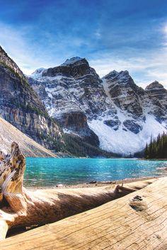 wnderlst:  Moraine Lake, Canada | NM Photo