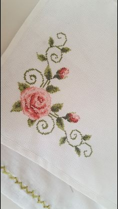 1 million+ Stunning Free Images to Use Anywhere Cat Cross Stitches, Cross Stitch Heart, Cross Stitch Flowers, Cross Stitching, Cross Stitch Embroidery, Embroidery Works, Simple Embroidery, Embroidery Patterns, Hand Embroidery