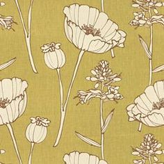 POPPYFIELD - THOM FILICIA FABRIC - ANJOU - Green - Shop By Color - Fabric - Calico Corners