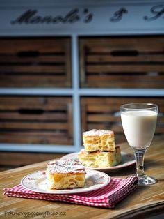 Banica Bulgarian Recipes, Bulgarian Food, Feta, Yogurt, Panna Cotta, Cheese, Cooking, Ethnic Recipes, Blog
