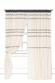 Corlette Curtain - Anthropologie.com
