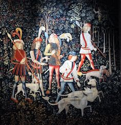 #1 The Unicorn Tapestries