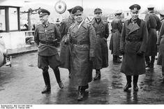 Bei Hendaye, Rommel, v. Obstfelder