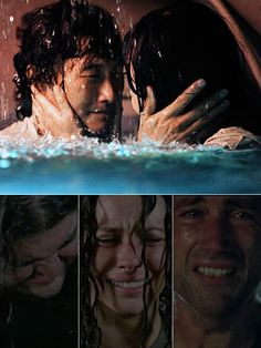 'Lost': YOUR 20 Best/Worst Moments Revisiting some of the scenes you told us made you melt (Desmond and Penny FTW), turn away (Kate and Sawyer in the cages), or both (all of ''Across the Sea'') Serie Lost, Series Movies, Tv Series, Lost Tv Show, Lets Get Lost, In Another Life, Evangeline Lilly, Great Tv Shows, Romantic Couples