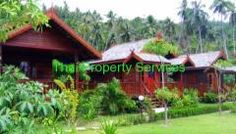Bungalows near the beach for Lease (4 Years) Koh Pha Ngan - Haad Salad