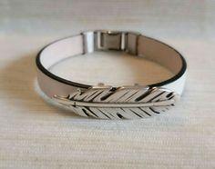 #pina #bracelets #feather