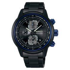 WIRED ワイアード SEIKO セイコー REFLECTION リフレクション 腕時計 メンズ AGAV111