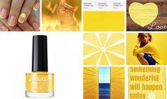 #coloroftheweek Pantone 14-0852 TPX #Freesia è un #giallo intenso e acceso come il colore dei fiori gialli di fresia. Una tonalità perfetta per dare una carica di positività al proprio look.