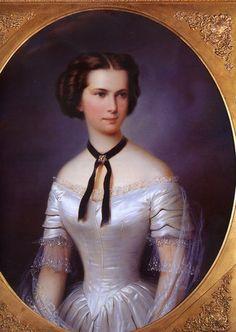 Sisi - Elizabeth of Bavaria, later Empress of Austria