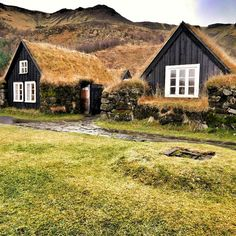 Home is where you are.  #TravelTuesday thoughts: Travelling has taught me a lot about what 'home' means as it looks a bit different depending on where you are. What is home when you've left pieces of your heart across the globe?  #iceland #mystopover #turfhouses #travel #travelgram #explore #wanderlust #wanderwithlove