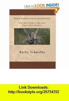an introduction to project management kathy schwalbe pdf