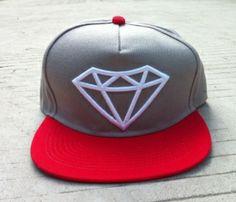 394c5b68bc8 Casquette Diamonds Supply Co. Snapbacks Pas Cher (25)   Casquette Pas Cher  Diamond. Diamond Supply CoNew Era ...