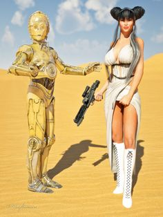 C-3PO by Draftsman01.deviantart.com on @DeviantArt