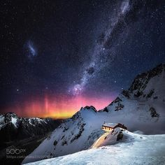 Southern Lights The Aurora Australis above Plateau Hut. New Zealand IG: @j.a.y_daley www.jaydaley.com Join the Milky Way Group http://ift.tt/2sf2DTT and share your Milky Way creations or findings with the world! Image credit: http://ift.tt/2zzV8IM Don't forget to like the page or subscribe for more Milky Imagery! #MilkyWay #Galaxy #Stars #Nightscape #Astrophotography #Astronomy