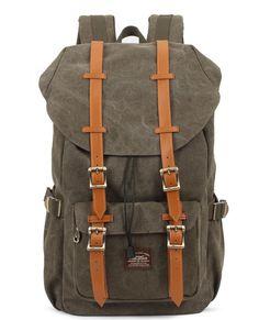 b1e979406d27 Рюкзак-мешок городской Kaukko Authentic Bags Co.Ltd E5-1 Army School  Backpacks