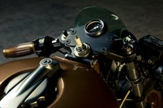 By Kingston Custom Motorcycles.