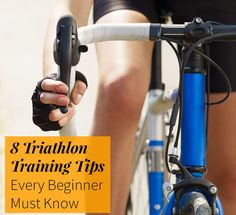 8 Triathlon Training Tips Every Beginner Must Know