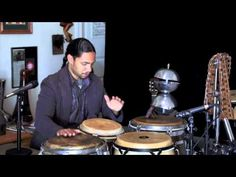 ▶ How to play congas; Rudiment Series - YouTube