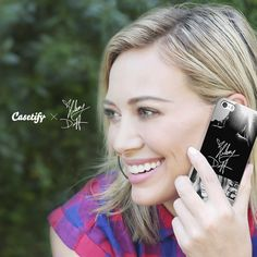 CASETIFY X HILARY DUFF