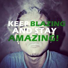 KEEP AMAZING!