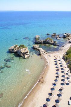Zakynthos Porto Zoro Beach   Παραλία Πόρτο Ζόρο   Περιοχή Βασιλικού ...