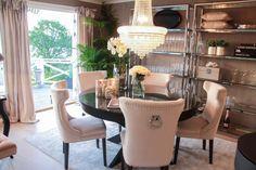 Ny spisestue fra Cadell Design & golden details - Eileen Stulen