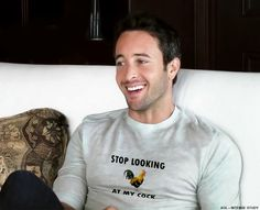 Alex O'Loughlin #H50