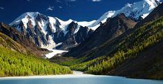 Travel to Russai Altai Mountains Siberia tours