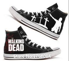 walking dead shoes - Buscar con Google