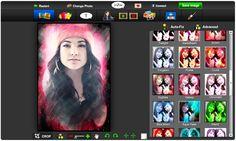 indirmeden photoshop piZap