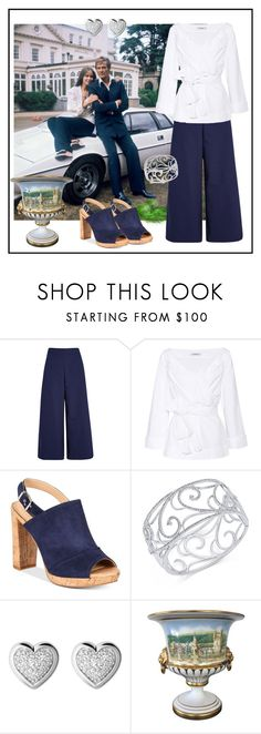 """""""Love Roger Moore"""" by ikaba ❤ liked on Polyvore featuring James Bond 007, Finders Keepers, Dorothee Schumacher, INC International Concepts, Eliot Danori, Links of London and Spode"""