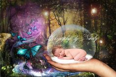 Newborn digital backdrop Newborn background Photo by GraphicsSt