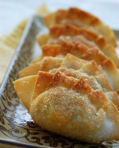 Mandu (Korean Dumplings) Recipe
