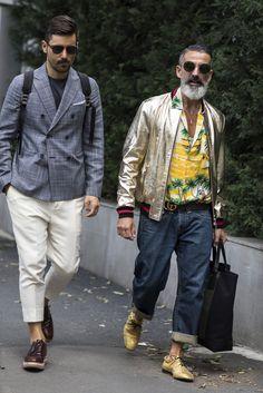 Moda de Milán Semana de P / V 2017 - Streetstyler (Día 2)