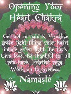 Heal your Heart Chakra